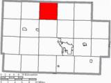 Coshocton County Ohio Map Clark township Coshocton County Ohio Wikivisually