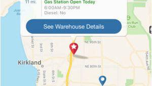 Costco California Map Costco On the App Store