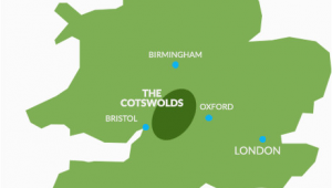 Cotswolds England Map Cotswolds Com the Official Cotswolds tourist Information Site