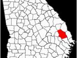 Counties In Georgia Map Bulloch County Georgia Wikipedia