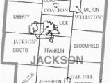 Counties In Ohio Map Jackson County Ohio Wikipedia