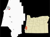 Counties In oregon Map File Coos County oregon Incorporated and Unincorporated areas Bunker