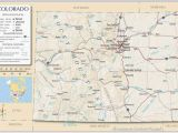 Crawford Colorado Map United States Map Showing Colorado New Us Map Showing Denver