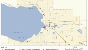 Crime Map Michigan What Lies Beneath Local Petoskeynews Com