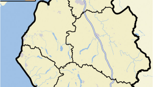 Cumberland England Map Cumbria Familypedia Fandom Powered by Wikia