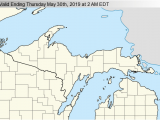 Current Snow Cover Map Minnesota Nws Marquette Winter Weather Monitor