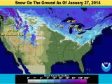 Current Snow Cover Map Minnesota United States Snow Cover Map Casami