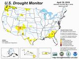 Current Texas Drought Map Drought Center Droughtcenter Twitter