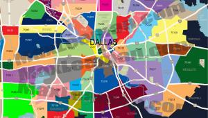 Dallas Texas Zip Codes Map Dallas Zip Code Map Mortgage Resources