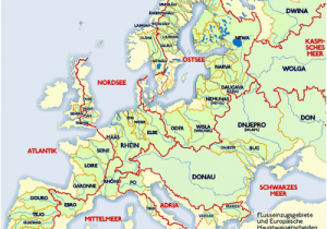Danube River On Europe Map List Of Rivers Of Europe Wikipedia