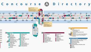 Dayton Ohio Airport Map Map Of Ohio Airports atlanta Airport Terminal A Map Secretmuseum