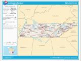Decatur Georgia Map Liste Der ortschaften In Tennessee Wikipedia