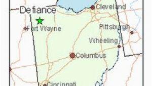 Defiance Ohio Map 34 Best Hometown Favorite Places Images Defiance Ohio Columbus