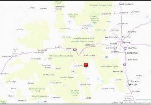 Denver Colorado Google Maps Google Maps Colorado Springs Unique Google Maps United States New