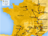 Detailed Map Of France and Italy 2017 tour De France Wikipedia