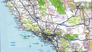 Diners Drive-ins and Dives Map California southern California Highway Map Ettcarworld Best Diners Drive Ins