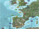 Dingle Bay Ireland Map Garmin G2 Vision Bluechart Modul Veu482s Wexford to Dingle Bay