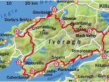 Dingle Bay Ireland Map Kerry Way Die Einzelnen Etappen Im A Berblick Outdoor