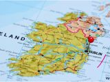 Dingle Bay Ireland Map What Continent is Ireland In Worldatlas Com