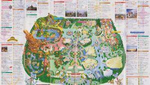 Disney World California Map Disneyland California Map Pdf Reference Beste Dekoration