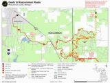 Dnr Michigan Lake Maps Geels to Roscommon Route Mi Dnr Avenza Maps