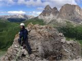 Dolomite Mountains Italy Map Via Ferrata In the Dolomites the Best Treks to Climb Dolomites Via