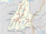 Dolomiti Italy Map Brenta Gebirge Wikipedia