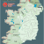 Donegal On Map Of Ireland Wild atlantic Way Map Ireland Ireland Map Ireland