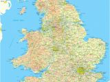 Dorset On Map Of England Map Of England and Wales England England Map Map England