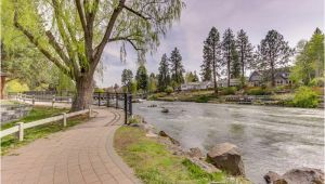 Downtown Bend oregon Map Wonderful Condo W A Deck Gas Grill Near Downtown and River Trail