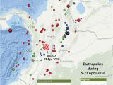 Earthquake Map northern California Usgs Earthquake Maps California Massivegroove Com