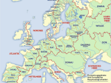 Eastern Europe Rivers Map Rivers Maps and atlases