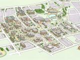 Eastern Michigan University Map Campus Maps
