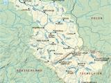 Elbe River Map Europe Datei Elbe Einzugsgebiet Png Wikipedia