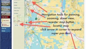 Elk River oregon Map Publiclands org oregon