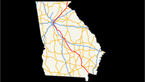 Ellenwood Georgia Map U S Route 23 In Georgia Wikipedia