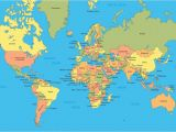 England Map In World Political Map Of the World A World Maps World Map with