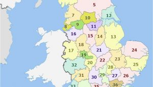 England Map Quiz How Well Do You Know Your English Counties Uk England Map Map