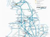England National Rail Map 48 Best Railway Maps Of Britain Images In 2019 Map Of