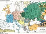 Ethnic Map Of Europe 1914 European History Maps
