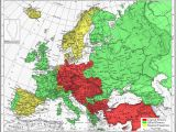 Europe 1914 Political Map Map Of Europe During World War I History Europe 1914