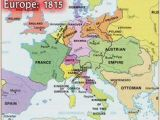 Europe after the Congress Of Vienna 1815 Map 14 Best Congress Of Vienna Images In 2018 Congress Of