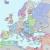 Europe Map 1300 atlas Of European History Wikimedia Commons