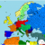 Europe Map 1985 Maps for Mappers Historical Maps thefutureofeuropes Wiki