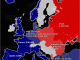 Europe Map before and after Ww2 History and Members Of the Warsaw Pact