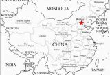Europe Map In Chinese Free Coloring Maps for Kids China Provinces Map Outline