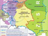 Europe Map In German Polish areas Annexed by Nazi Germany Wikipedia