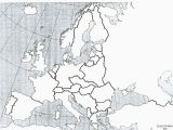 Europe Map In Ww2 36 Intelligible Blank Map Of Europe and Mediterranean