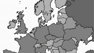 Europe Map No Names 53 Strict Map Europe No Names