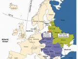 Europe Map Post Ww2 Eastern Europe